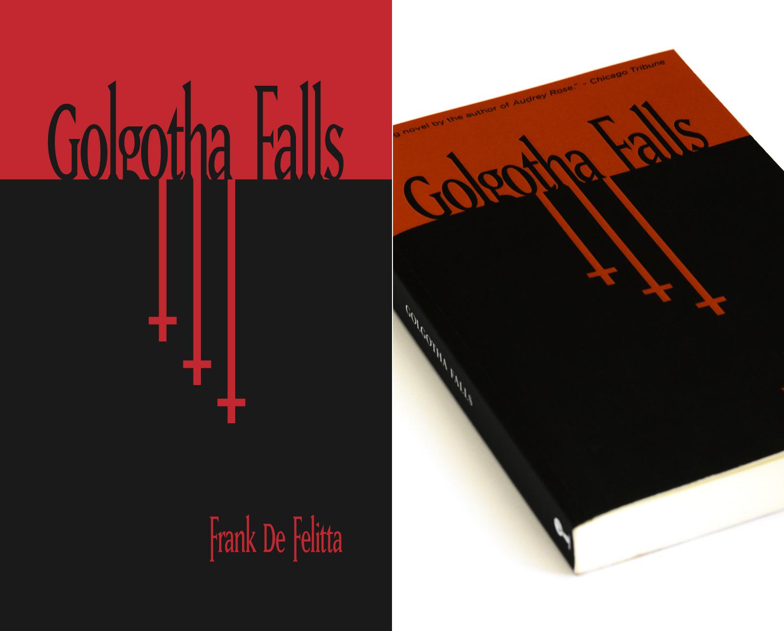 Golgotha Falls by Frank De Filitta