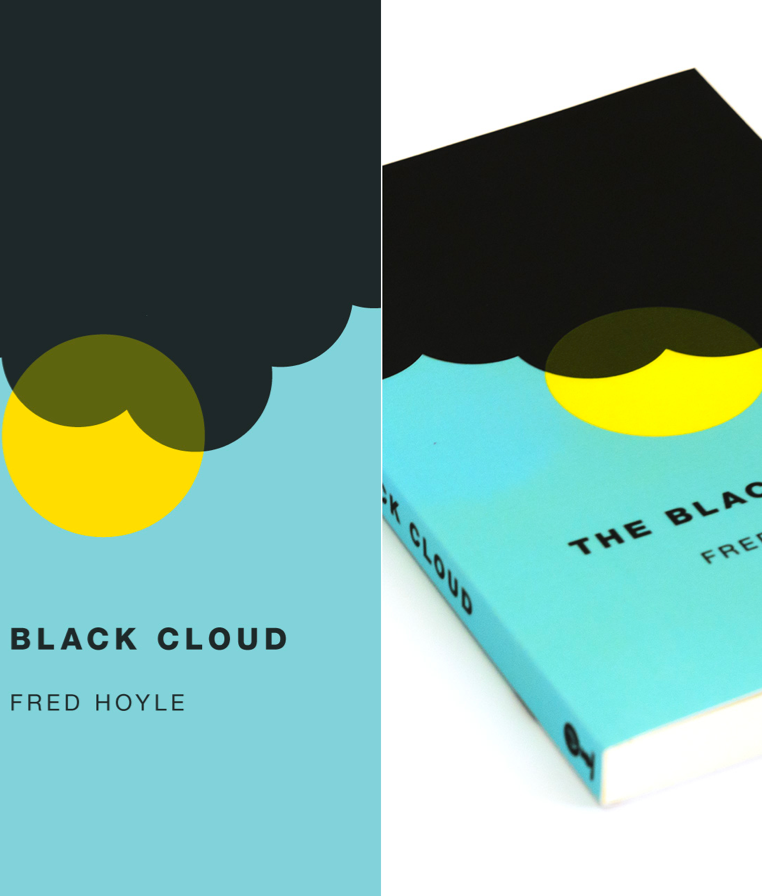 The Black Cloud cover design